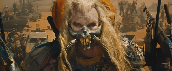 Hugh Keays-Byrn as Immortan Joe